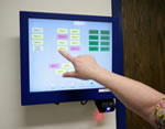 Clinical Touchscreens are Customizable